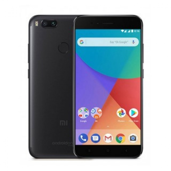 "Xiaomi Mi A1 Μαύρο (Global Version) / Dual Sim / 5.5 "" IPS 1920x1080 / 4GB/32GB"